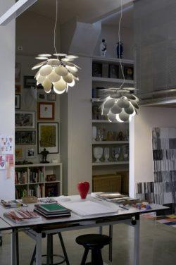 Corp de iluminat suspendat_Discocó_Marset_A620-036_1